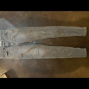 Levi's 720 jeans grey